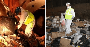 Man Digs Through Dump After Accidentally Tossing His Wife's Wedding Ring In Trash-min