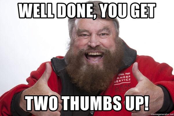 Thumbs Up Memes