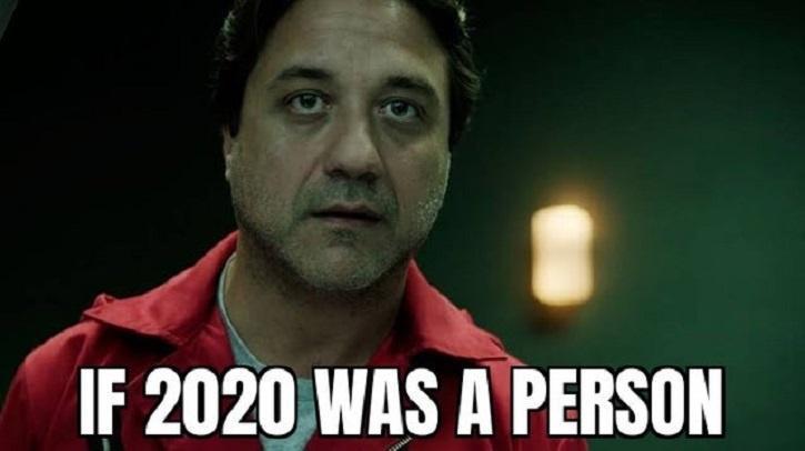 monet heist season 5 memes