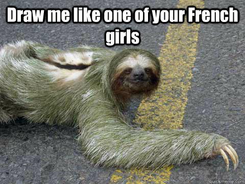 sloth memes