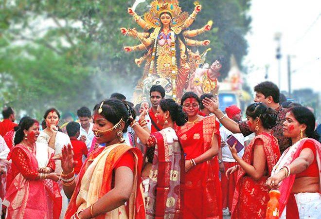 50+ Happy Durga Puja Status Videos Download For WhatsApp in HD 4K